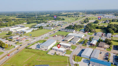 Lafayette Parish Commercial For Sale: 102 Zachary Drive