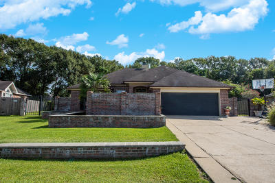 broussard Single Family Home For Sale: 106 Stags Leap Lane