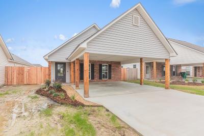Abbeville Single Family Home For Sale: 316 Harvest Lane