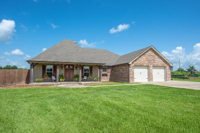 Scott Single Family Home For Sale: 106 Dylan Oak Drive