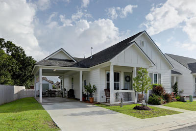 Single Family Home For Sale: 103 Waterstone Drive