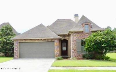 Lafayette Single Family Home For Sale: 203 Annabelle Drive