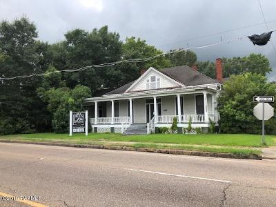 St Landry Parish Commercial For Sale: 504 S Main Street