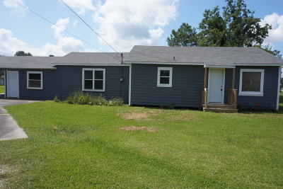 Single Family Home For Sale: 1321 College Road