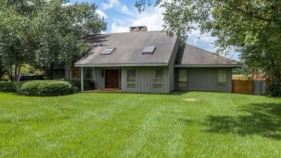 Opelousas Single Family Home For Sale: 2460 S Union Street