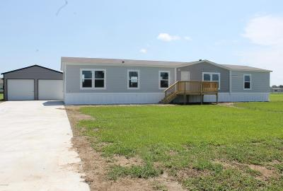 Opelousas Single Family Home For Sale: 780 Hwy 357