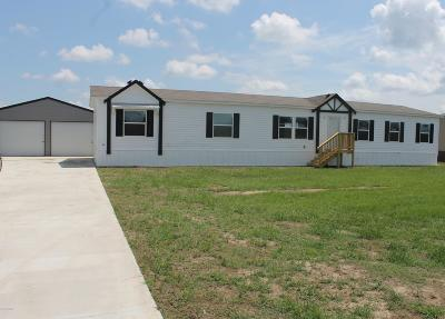 Opelousas Single Family Home For Sale: 708 Hwy 357