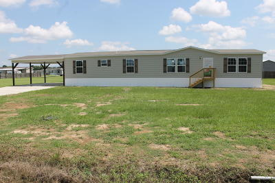 Opelousas Single Family Home For Sale: 638 Hwy 357