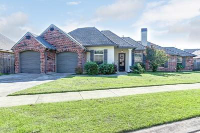 broussard Single Family Home For Sale: 112 Dogleg Drive