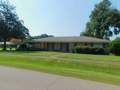 Lafayette  Single Family Home For Sale: 602 Majestic Boulevard