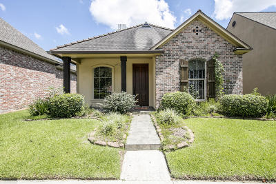 Lafayette  Single Family Home For Sale: 202 W Vallauris Drive