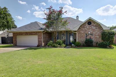 Lafayette  Single Family Home For Sale: 910 Rosedown Lane