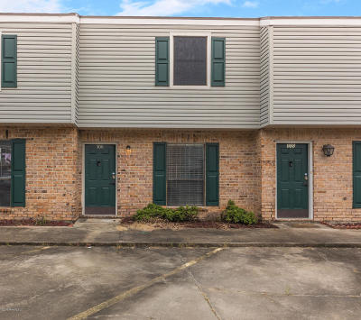 Lafayette  Single Family Home For Sale: 100 Winchester Drive #306