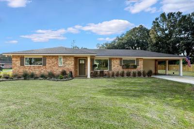 Iberia Parish Single Family Home For Sale: 104 Bonnet Street
