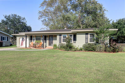 Iberia Parish Single Family Home For Sale: 1411 Sycamore Street