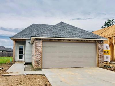 Lafayette  Single Family Home For Sale: 107 Lukes Hollow Lane