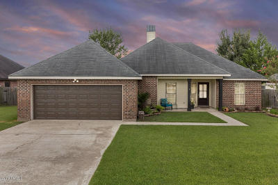 Lafayette  Single Family Home For Sale: 202 Beaconwood Drive