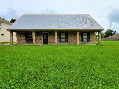 Iberia Parish Single Family Home For Sale: 1813 Anderson Street