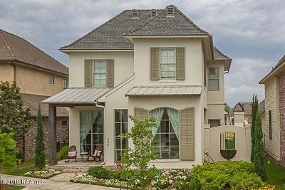 Lafayette  Single Family Home For Sale: 308 Roswell Crossing