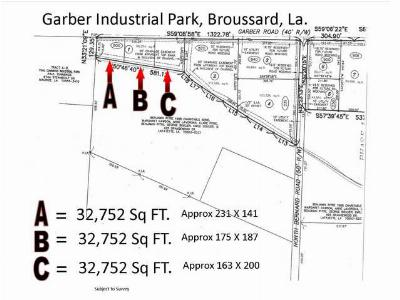 Commercial Lots & Land For Sale: 1-B Garber Rd
