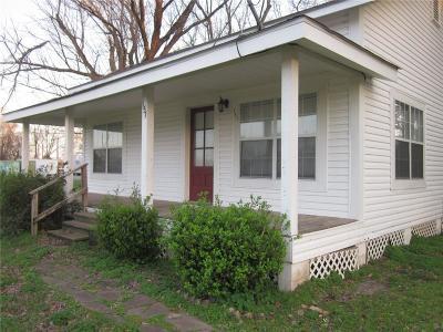 Campti Single Family Home For Sale: 157 Edenborn Street