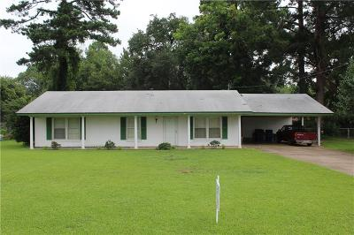 Natchitoches LA Single Family Home For Sale: $129,500