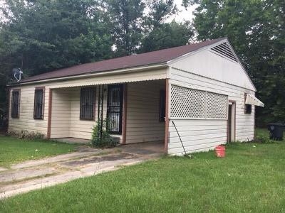 Natchitoches LA Single Family Home For Sale: $48,000