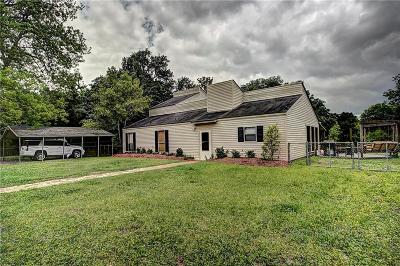 Natchitoches Single Family Home For Sale: 463 Patrick Road