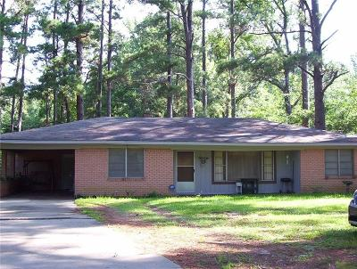Winnfield LA Single Family Home For Sale: $74,500