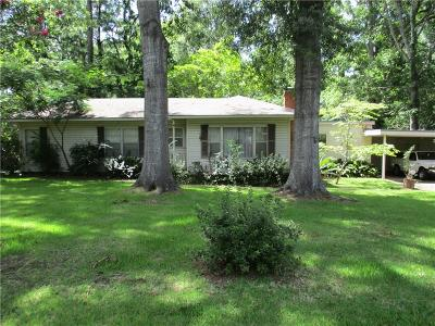 Single Family Home For Sale: 1510 West Court Dr