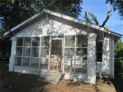 Winnfield Single Family Home For Sale: 305 N Park Street