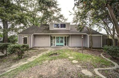 Natchitoches Single Family Home For Sale: 428 Williams Avenue