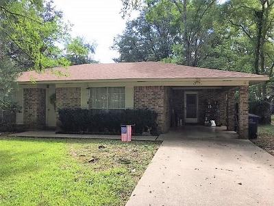 Natchitoches LA Single Family Home For Sale: $125,000