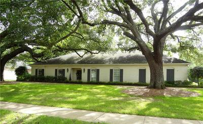 Natchitoches Single Family Home For Sale: 112 S Williams Avenue