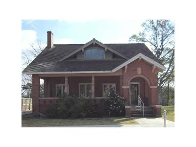 Natchitoches Single Family Home For Sale: 417 Jefferson St