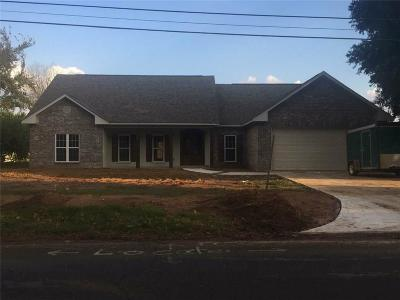 Natchitoches Single Family Home For Sale: 1435 Williams Ave