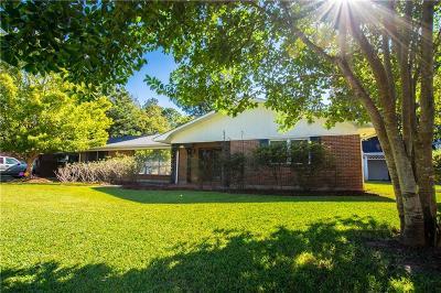Alexandria LA Single Family Home For Sale: $169,000