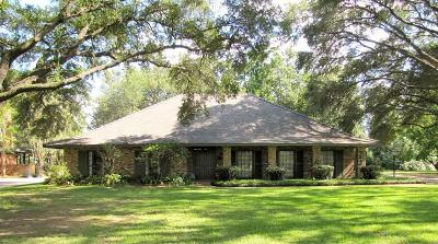 Natchitoches Single Family Home For Sale: 313 Parkway Drive