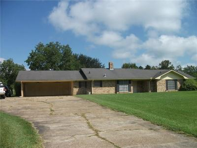 Natchitoches Single Family Home For Sale: 7308 Hwy 6