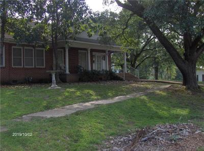 Many Single Family Home For Sale: 1010 Mississippi Ave