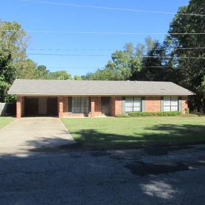 Natchitoches Single Family Home For Sale: 912 Parkway Drive