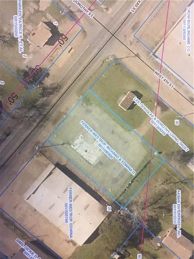 Residential Lots & Land For Sale: 1448 Texas Street