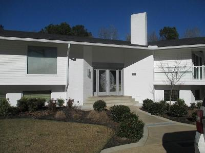Winnfield Single Family Home For Sale: 215 Hickory Ridge Road