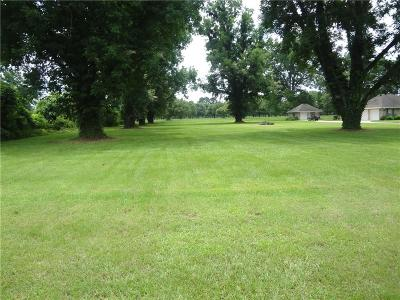 Natchitoches LA Residential Lots & Land For Sale: $40,000