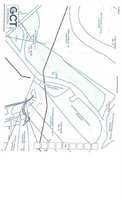 Residential Lots & Land For Sale: 287 Acres Hymes Road