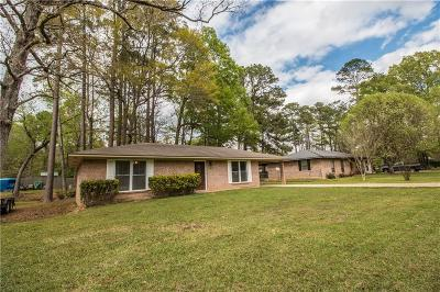 Woodworth Single Family Home For Sale: 302 Brookwood Drive