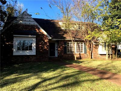Natchitoches Single Family Home For Sale: 1042 Washington Street