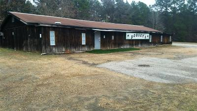 Campti Commercial For Sale: 1993 Highway 71
