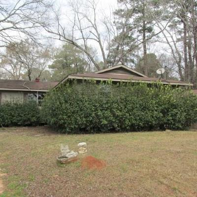 Campti Single Family Home For Sale: 239 Mike Johnson Road