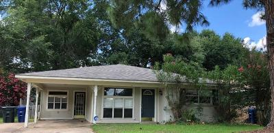 Natchitoches LA Single Family Home For Sale: $137,500